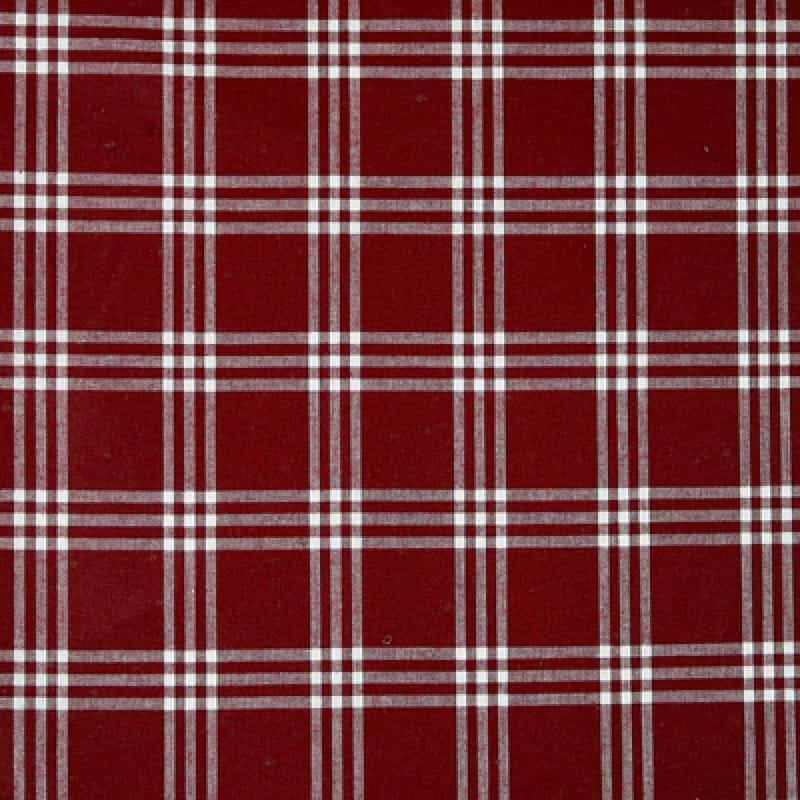 red check tablecloth