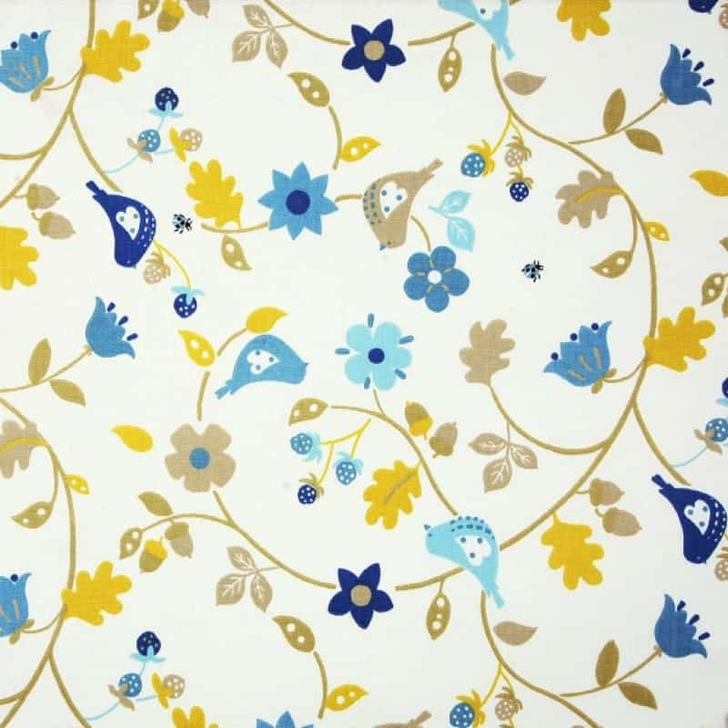 Bramble wipe clean tablecloth
