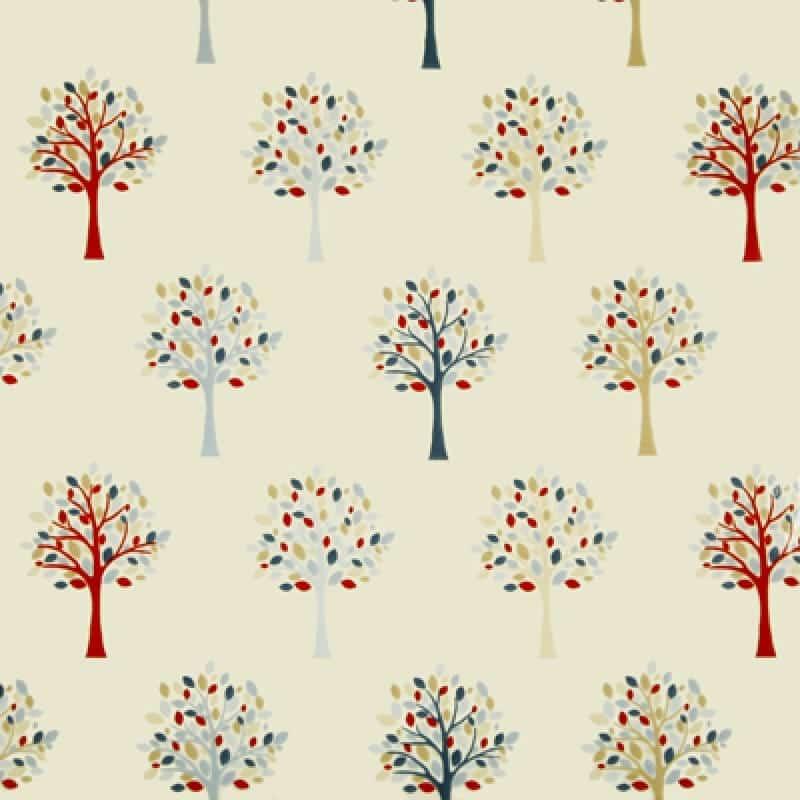 floral oilcloth tablecloth