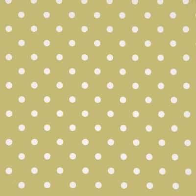 dots forest green