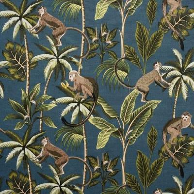 monkey tablecloth