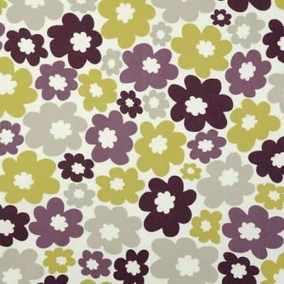 BRING SPRING INTO YOUR KITCHEN WITH A FLORAL OILCLOTH TABLECLOTH