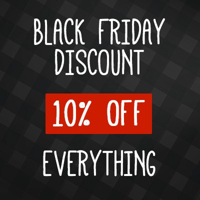 OUR SPECIAL OFFER FOR YOU - 10% OFF EVERYTHING!
