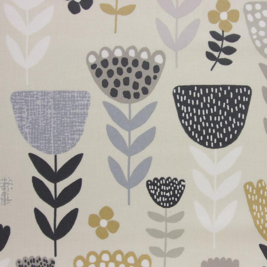 Grey tablecloths