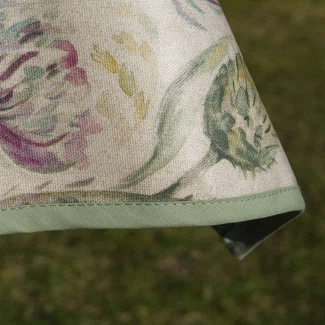 Bias binding and Velcro Seam optional extras