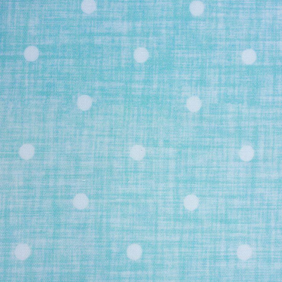 Blue tablecloths