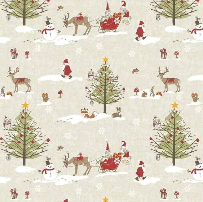 Christmas Tablecloths