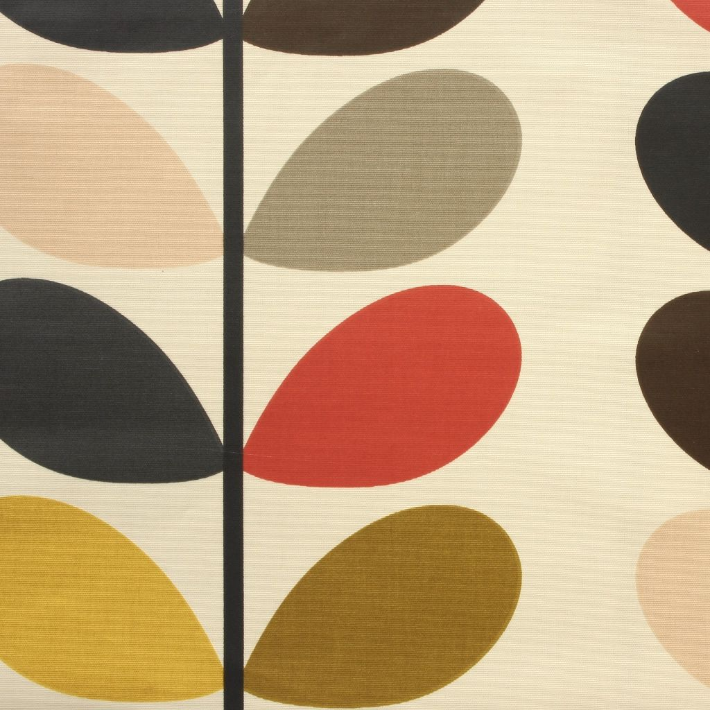Orla Kiely oilcloth tablecloths