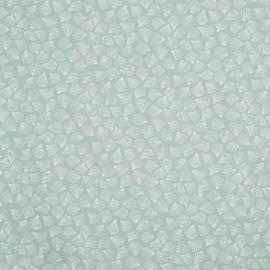 Sandbank Seafoam oilcloth tablecloth