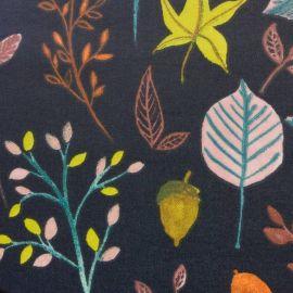Aramante Indigo oilcloth tablecloth