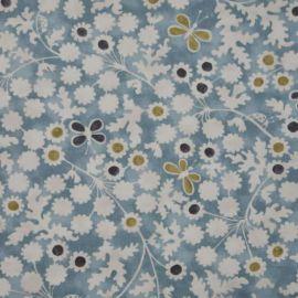 Berwick Trail Mineral oilcloth tablecloth