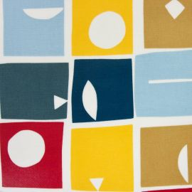 Bonnie Tutti Frutti oilcloth tablecloth