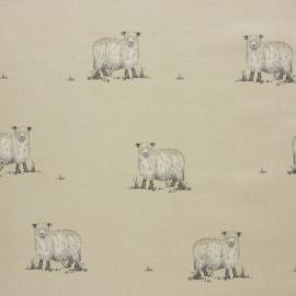 Buttercup oilcloth tablecloth