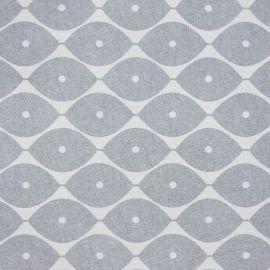 Chango Grey PVC tablecloth