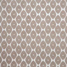Chango Taupe PVC tablecloth
