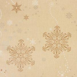 Christmas Eve PVC tablecloth