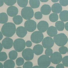 Fizz Duck Egg oilcloth tablecloth