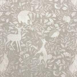 Country Life Linen oilcloth tablecloth
