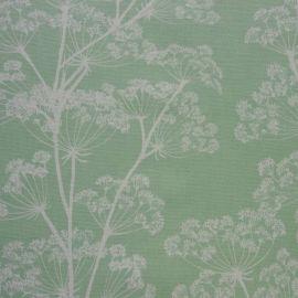 Cowslip Sage oilcloth tablecloth