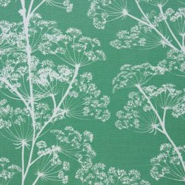 Cowslip Green oilcloth tablecloth