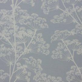 Cowslip Grey oilcloth tablecloth