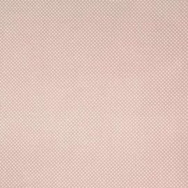 Dainty Dotty Rose oilcloth tablecloth