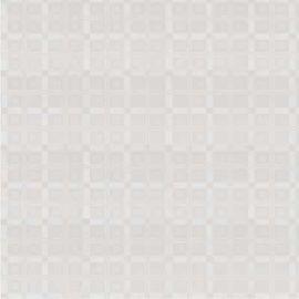Damask White PVC tablecloth