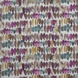 Dash Jewel oilcloth tablecloth