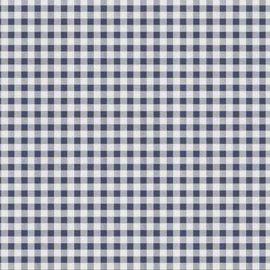 Delta Blue PVC tablecloth
