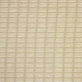 Ditto taupe oilcloth tablecloth