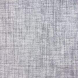 Dunham Grey oilcloth tablecloth