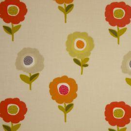 Elsa Tutti Fruity oilcloth tablecloth