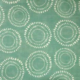 Embankment Duck Egg oilcloth tablecloth
