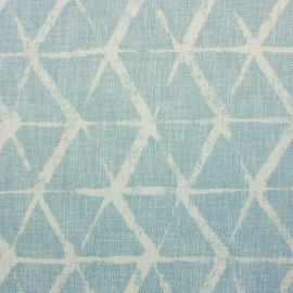 Fabian Clearwater oilcloth tablecloth