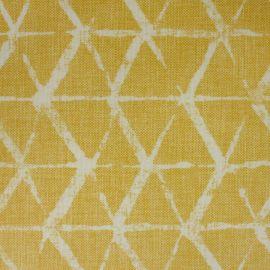 Fabian Mustard oilcloth tablecloth