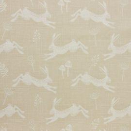 Jump Natural oilcloth tablecloth
