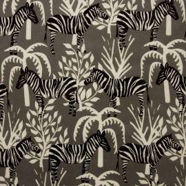 Kenya Onyx oilcloth tablecloth