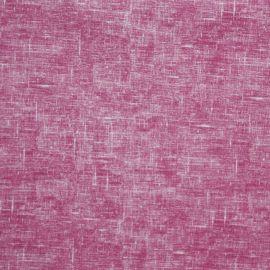 Linum Fuschia oilcloth tablecloth