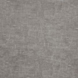 Linum Taupe oilcloth tablecloth