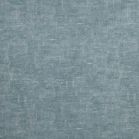 Linum Teal oilcloth tablecloth