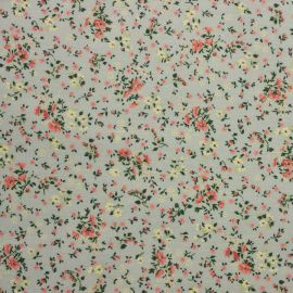 Loving Liberty Blue oilcloth tablecloth