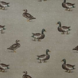 Mallard oilcloth tablecloth