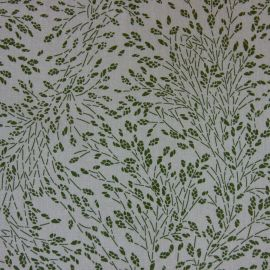 Meadows Moss oilcloth tablecloth