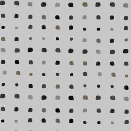 Millions Graphite oilcloth tablecloth