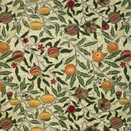 Morris Gallery Fruits Minor teflon coated tablecloth