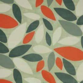 Pimlico Mango oilcloth tablecloth