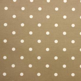 Polka Dot Donkey oilcloth tablecloth