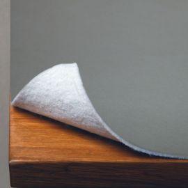 Heavy Duty Table Protector Grey 110 cm wide