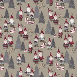 Santa Claus PVC tablecloth