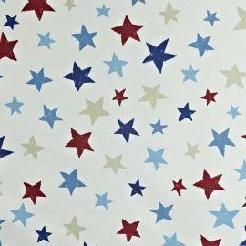 Superstar oilcloth tablecloth